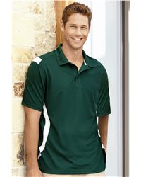 Augusta Men's 5016 Moisture management & wicking sport shirt with style and colo