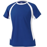 Ladies Color Block t great Quality and Suburb styling in a wicking t 2932