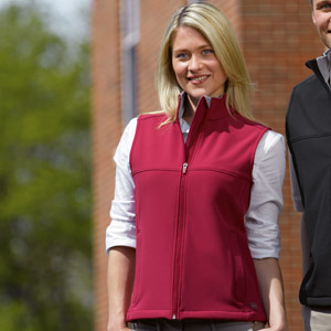 Charles River 5819 Ladies Soft Shell Vest