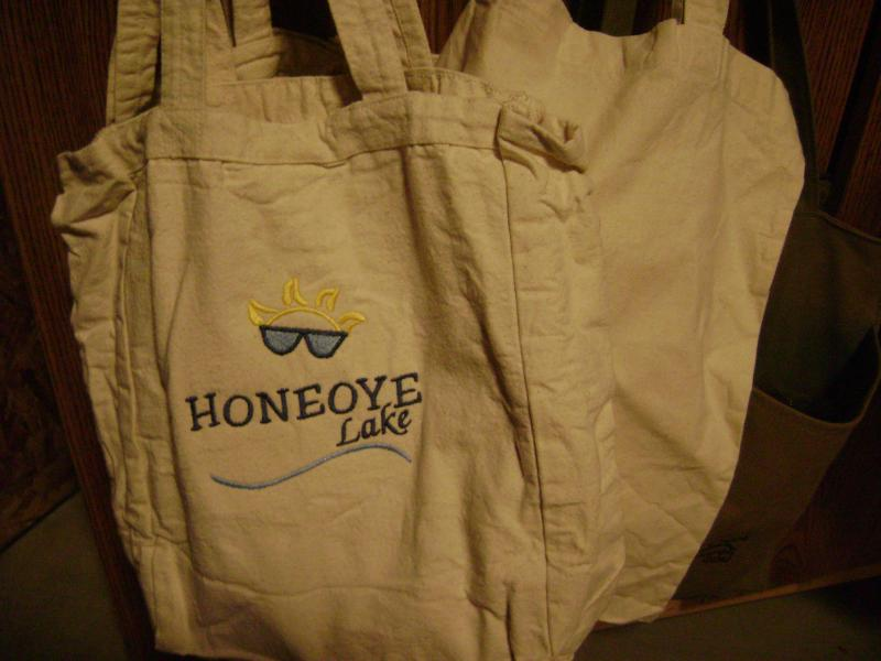 Tote Bag for everyone Bristol South Bristol Honeoye Livonia Bloomfield  Ionia