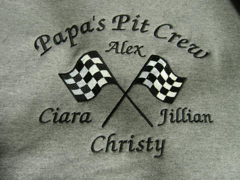Nana's Pit Crew Custom Crew Sweatshirts You Can design your own Hoodies Bristol