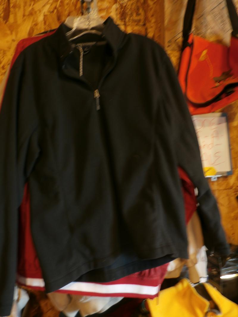 ladies small fleece $18 clearance sale item discontinued