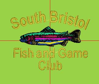 South Bristol Fish and Game Club Honeoye Local Skill Glass Company Custom Screen